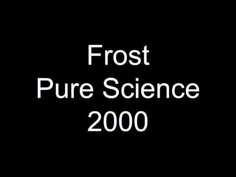 Frost Pure Science 2000