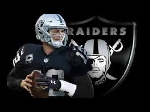 Derek Carr Will Be Better For The Oakland Raiders In Las Vegas Than Tom Brady. Period