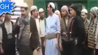 حلقة 2 باب الحارة هوشة بشير مع  معتز بسبب الحرامي