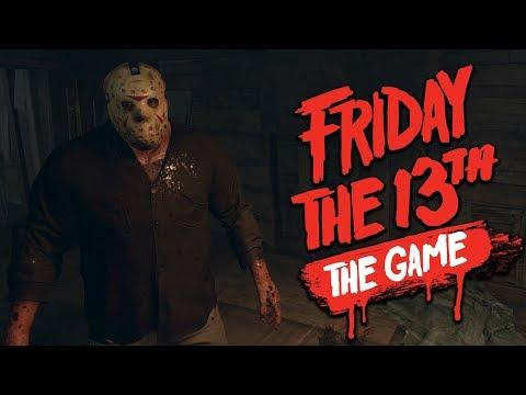 ESSE JASON ESTÁ DOIDÃO - Friday The 13th The Game