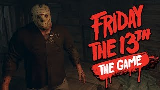 ESSE JASON ESTÁ DOIDÃO - Friday The 13th The Game