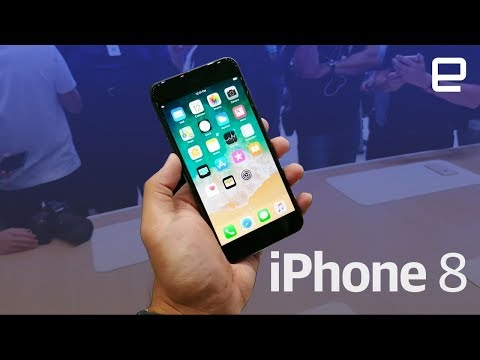 Thumbnail: iPhone 8 and 8 Plus hands-on live from Apple Event 2017
