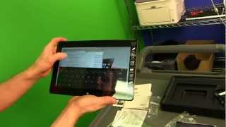 ASUS Vivotab Smart Unboxing & First Look Linus Tech Tips