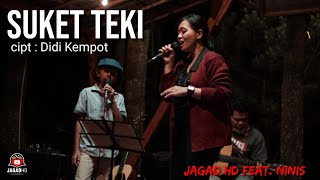 Download Suket Teki - Didi Kempot I Jagad Hd Feat. Ninis (cover)