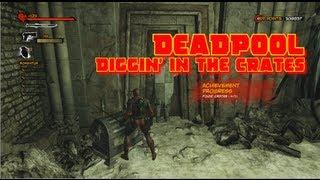 Deadpool - Diggin