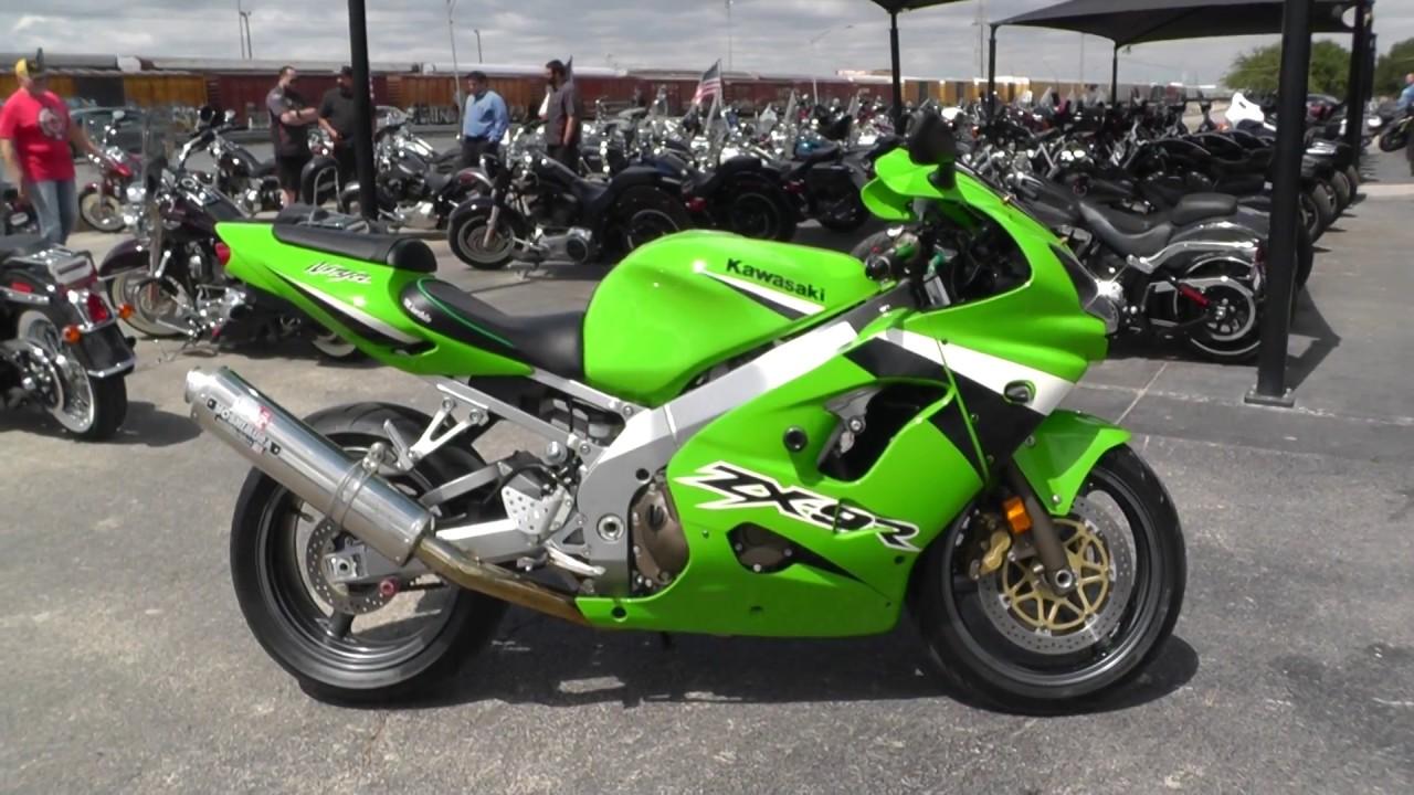 006480 2003 kawasaki ninja zx 9r used motorcycles for sale youtube 9R ZX Ninja K02awasaki 006480 2003 kawasaki ninja zx 9r used motorcycles for sale