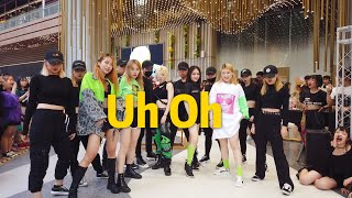 KPOP IN PLUBLIC_(G)I-DLE_Uh Oh
