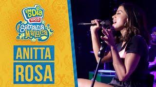 FM O Dia - Anitta - Rosa