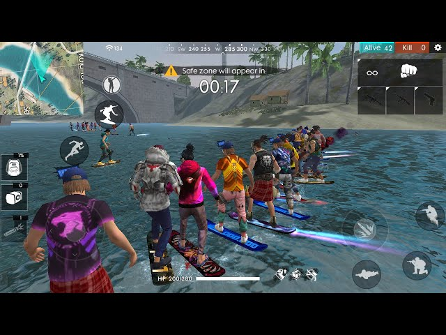Freefire custom Room Live[Lets support Nepal gaming]][Team Nepal vs India vs bangladesh]