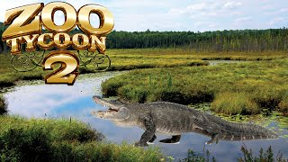 Zoo Tycoon 2: American Alligator Exhibit Tutorial