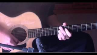 Chi tene o mare  Pino Daniele chitarra fingerstyle Damiano Marino