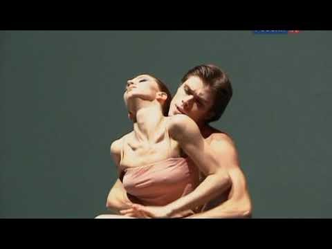 バレエ「CHROMA」アンナ・チホミーロワ、アルチョム・オフチャレンコ(ボリショイ劇場)