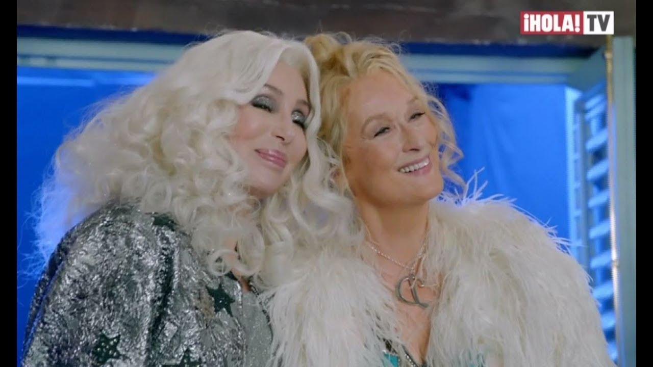"Fotos De Cher cher se une al elenco de la película ""mamma mia 2""   ¡hola! tv"