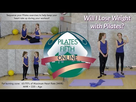 WILL I LOSE WEIGHT WITH PILATES? Pilates Benefits and Fat Burning!