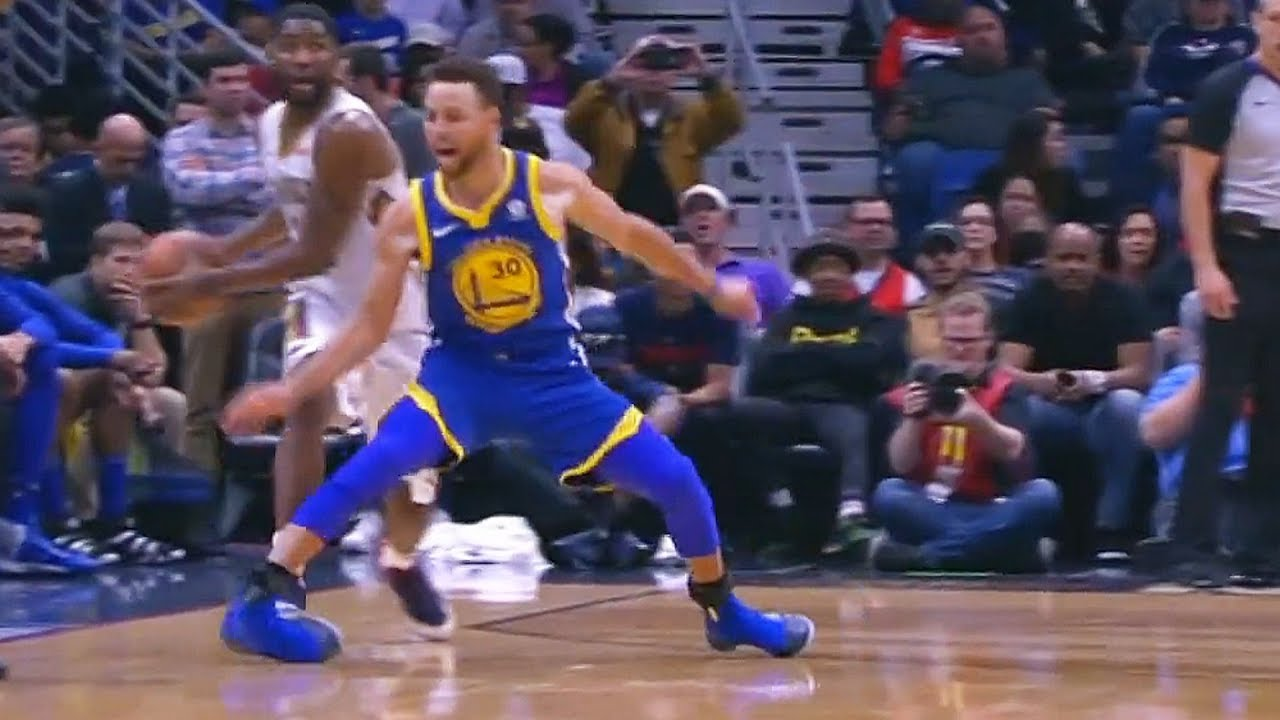 Stephen Curry Ankle Injury Update - YouTube