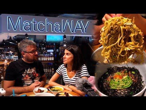 Обзор заведения MatchaWay. Стильно, модно, молодежно, в трендах, но... #PRostoEda