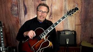 Jazz Guitar, Floating vs Set P…