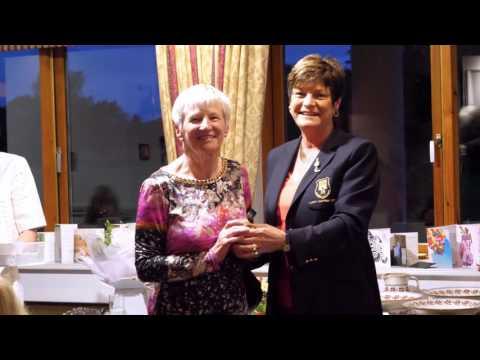 Lady Captains Prize Kilkenny Golf Club 2017