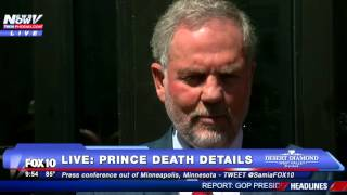 MUST WATCH: Details on Final Moments of Prince