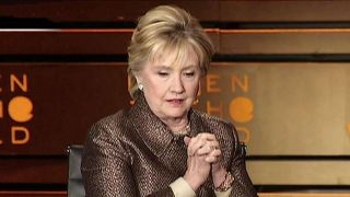 Clinton claims misogyny played a role in her election loss