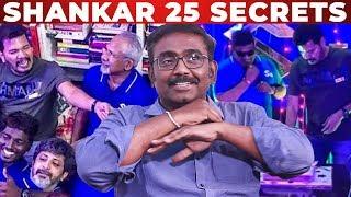 """""""Secrets Of SHANKAR 25 Celebration"""" – Director Vasantabalan Reveals"""