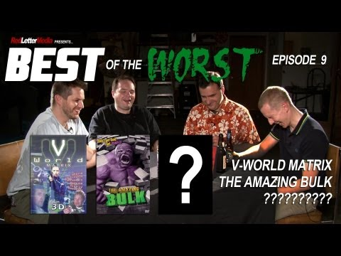 Best of the Worst: V-World Matrix, The Amazing Bulk, and ????