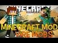Vire os Mobs com as Suas Habilidades | Minecraft Mod 1.4.7 Shape Shifter Z