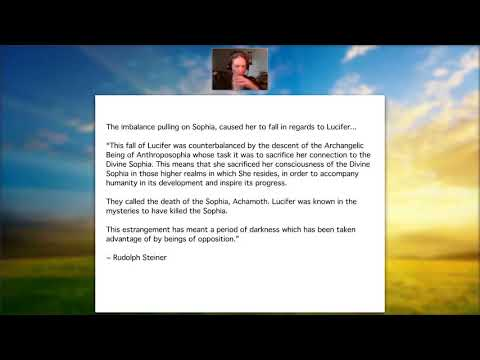 Laura Eisenhower: Sacred Union, Lucifer Energy & The Fall From Grace
