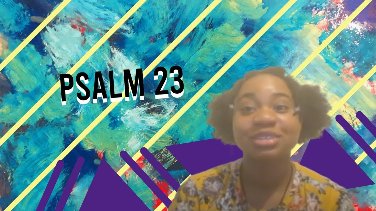 GCA Youth - Psalm 23 with Emerald