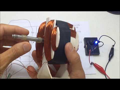 Testando o Sensor Ótico para Motor Keppe