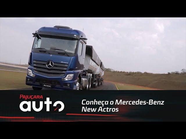 Conheça o Mercedes-Benz New Actros