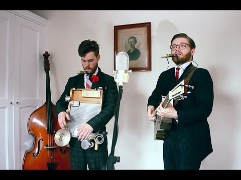 The Washboard Resonators—I Got Rhythm