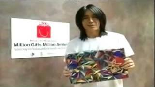 รุจ โปรโมท Million Gifts Million Smiles.avi Mp3