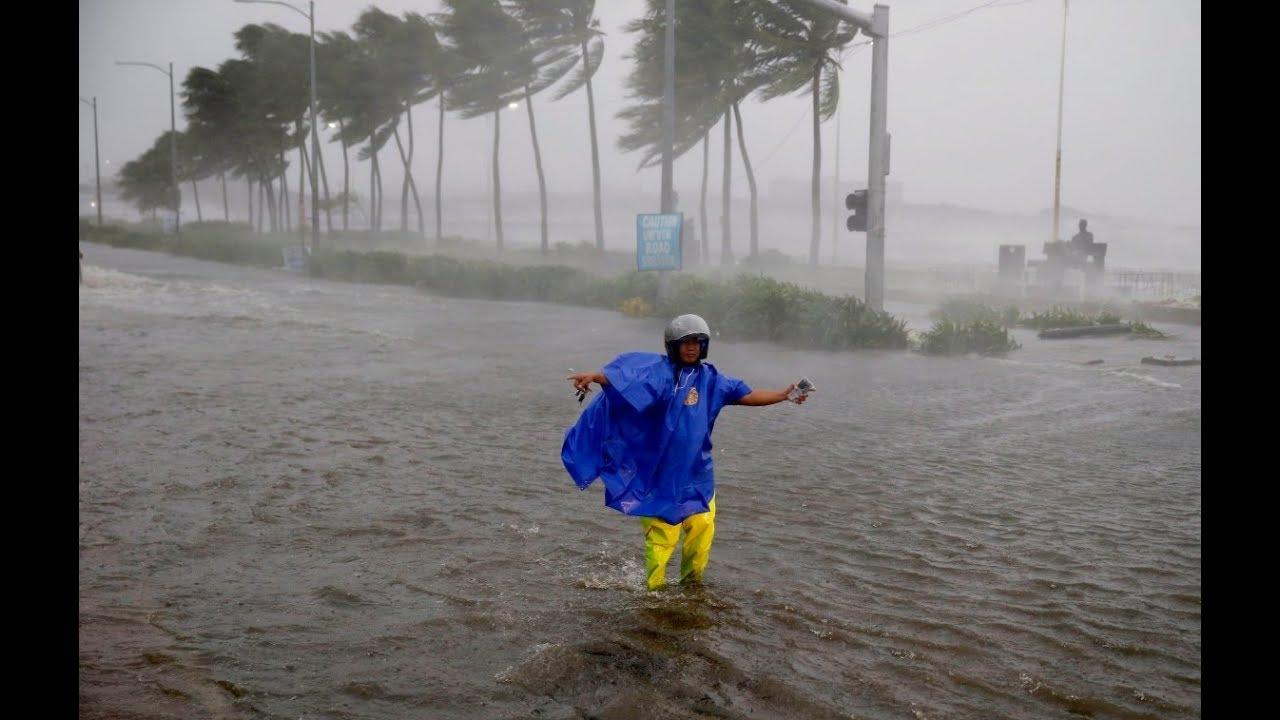 The National for Sunday September 16, 2018 — Typhoon Mangkhut, Broker Fees, Quincy Jones