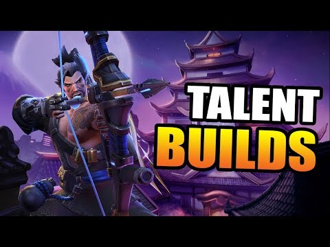 Talent builds for Hanzo + the stealth reworks! // Heroes of the Storm