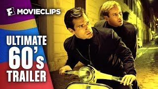 The Man From U.N.C.L.E. Ultimate '60s Trailer (2015) - Henry Cavill, Armie Hammer Movie HD