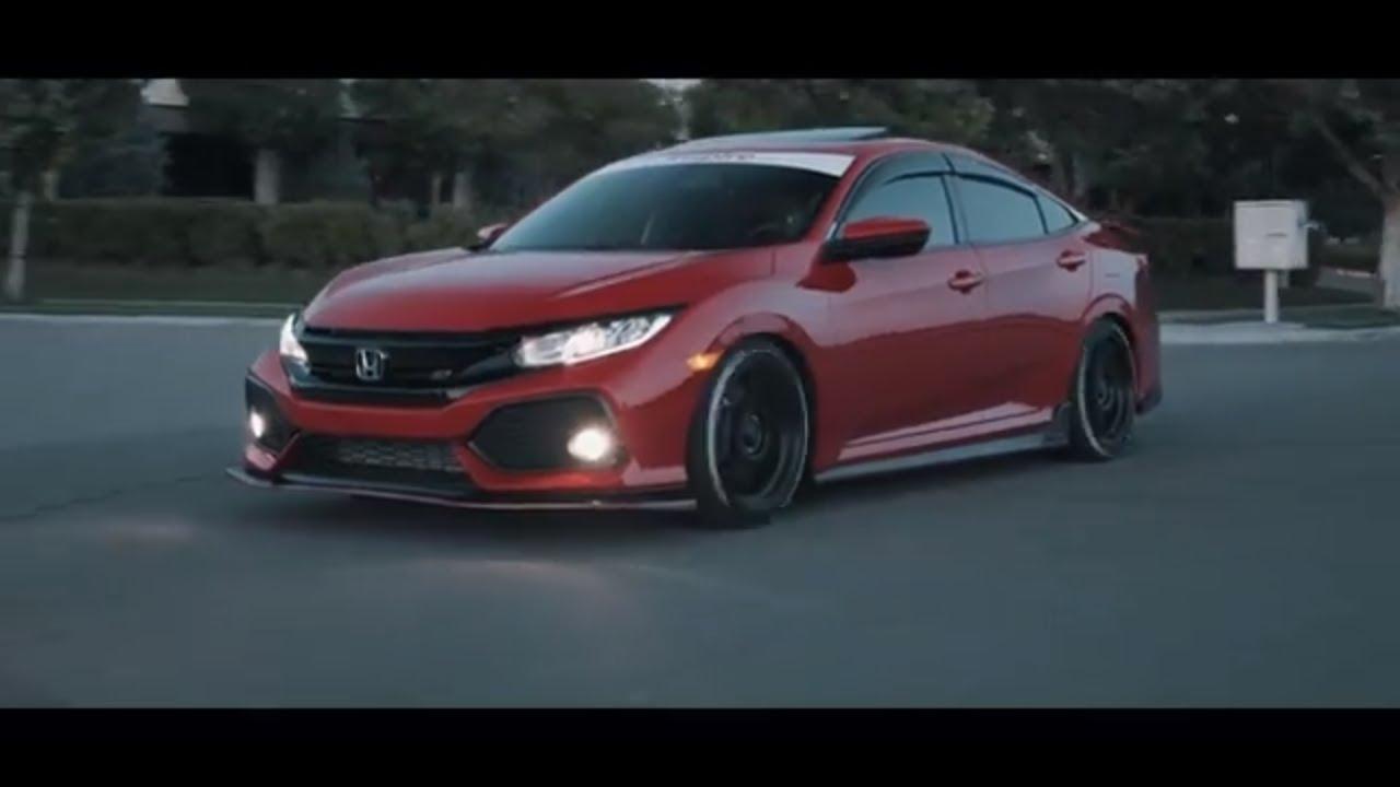 10Th Gen Civic >> My 10th Gen 2017 Honda Civic Si Youtube