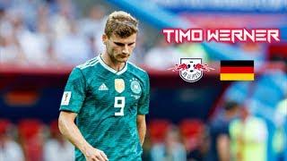 Timo Werner 2018 - Best Young Striker - Skills & Goals