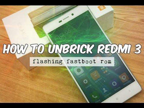 how-to-flash-xiaomi-redmi-3-locked-bootloader