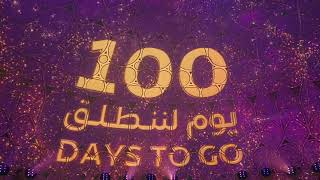 100 Days to Expo 2020