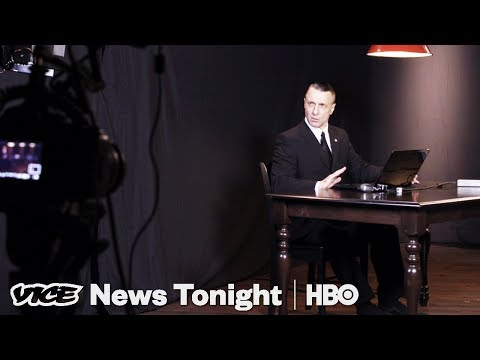 Why Ukraine Is So Obsessed With Lie Detection (HBO)