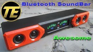 Building A Mini Bluetooth SoundBar
