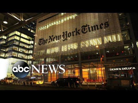 New York Times Hack | Russian Suspected as FBI Investigates