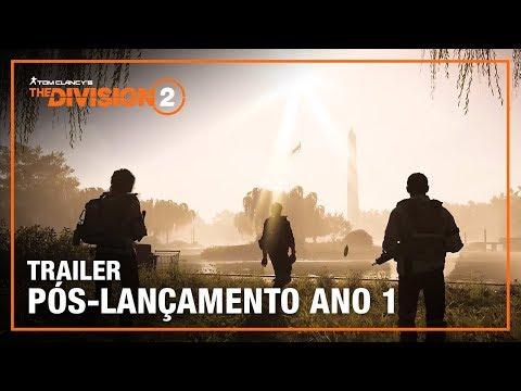 Tom Clancy's: The Division 2 -  Trailer pós-lançamento Ano 1