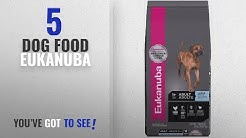 Top 5 Dog Food Eukanuba [2018 Best Sellers]: Eukanuba Adult Large Breed Dog Food 33 Pounds