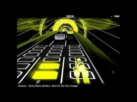 Sonny Moore (Skrillex) - Gypsyhook (Full Album) Audiosurf 720p HD