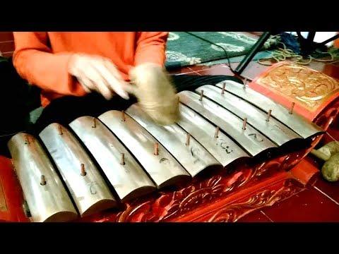 Belajar SARON MELODI Srepeg Slendro 6 - LEARNING Javanese GAMELAN Music Jawa [HD]