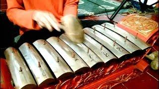 Belajar SARON MELODI Srepeg Slendro 6 LEARNING Javanese GAMELAN Music Jawa HD
