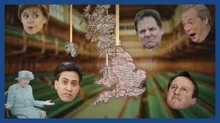 The UK election 2015 explained for non-Brits   General election 2015