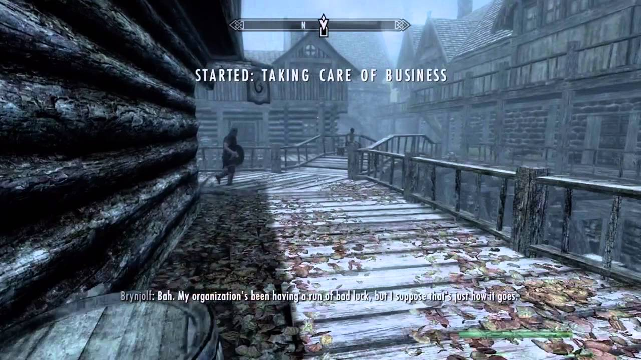 Skyrim :: How to Join the Thieves Guild